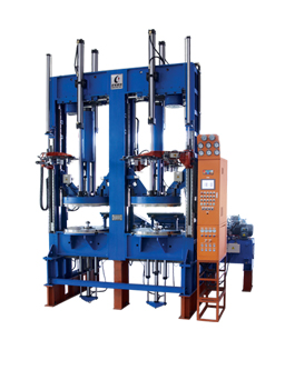 框架式液压硫化机