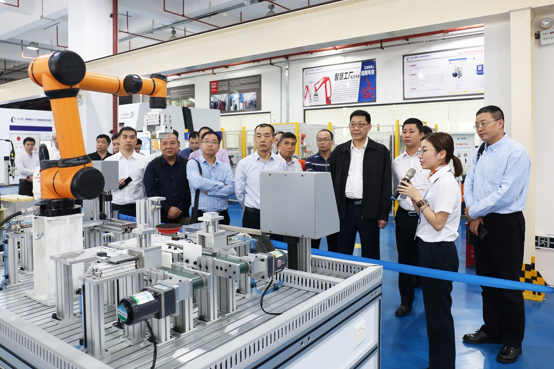 CPPCC of Guangzhou Liwan District Visited Greatoo