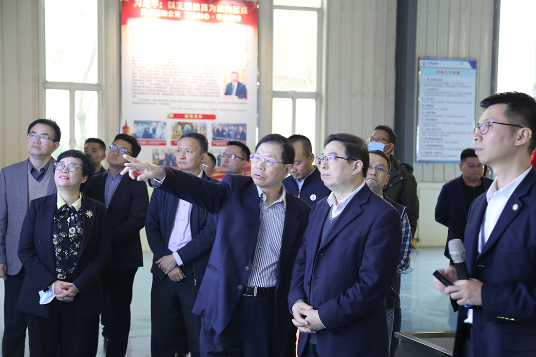Deputy Director Yang Jun of Department of Science and Technology of Guangdong Province visited Greatoo
